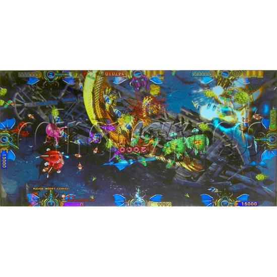 Ocean King fish hunter machine ( 8 players) - King of Treasure 31998