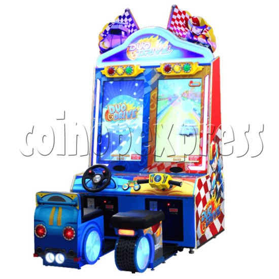 Duo Drive Racing machine for kids (2 in 1) 32020