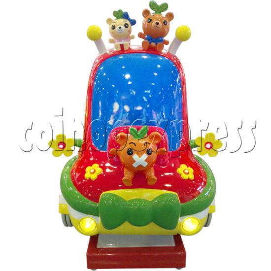 Children Study Video Kiddie Ride - Bo Bo Car 32052