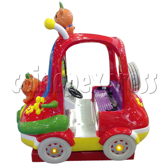 Children Study Video Kiddie Ride - Bo Bo Car 32053