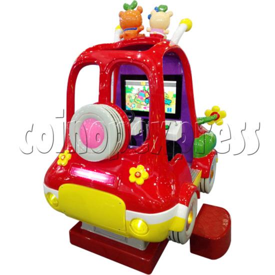 Children Study Video Kiddie Ride - Bo Bo Car 32054