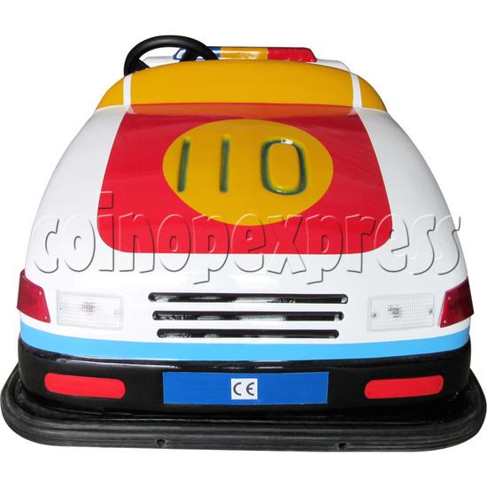 Battery Thunder Police Car 32060