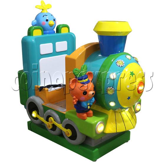 Video Kiddie Ride - Bobo Bear Train 32085