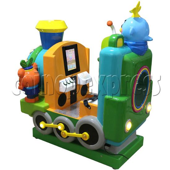 Video Kiddie Ride - Bobo Bear Train 32086
