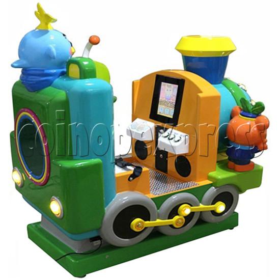 Video Kiddie Ride - Bobo Bear Train 32087