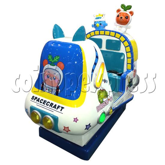 Video Kiddie Ride - Bobo Spaceship 32094