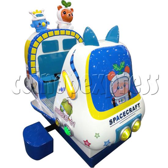 Video Kiddie Ride - Bobo Spaceship 32095
