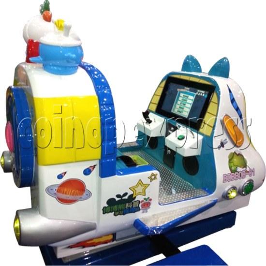 Video Kiddie Ride - Bobo Spaceship 32096