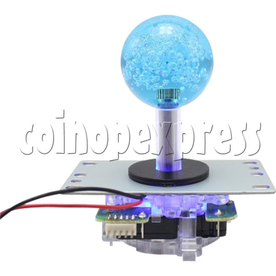 Illuminated Arcade Joystick (35mm bubble top) 32176