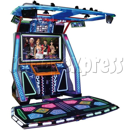 D Dance Master Dancing Game machine 32222