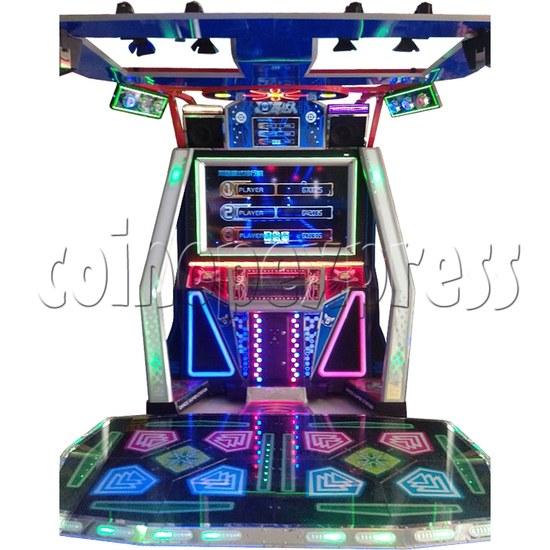 D Dance Master Dancing Game machine 32223