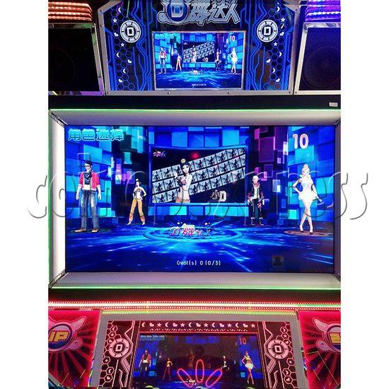 D Dance Master Dancing Game machine 32224