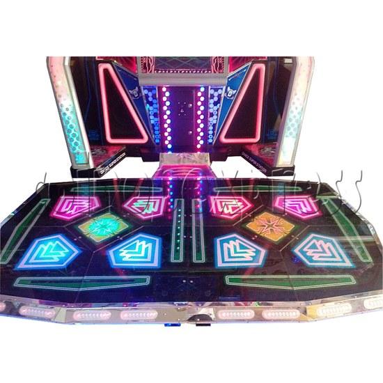 D Dance Master Dancing Game machine 32225