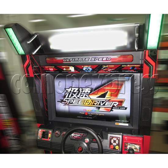 Speed Driver 4 - World Fever Racing game 32253