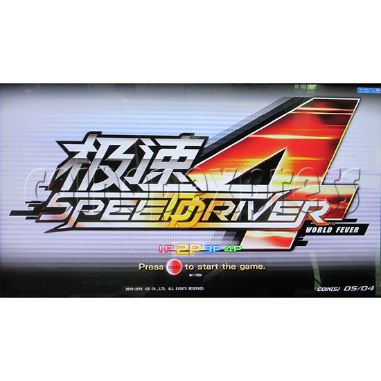 Speed Driver 4 - World Fever Racing game 32258
