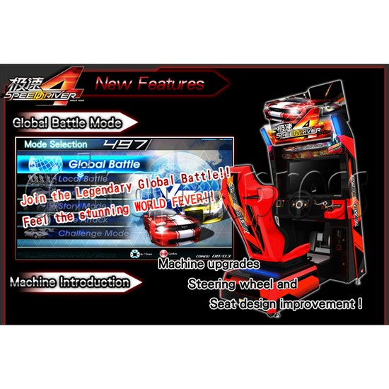 Speed Driver 4 - World Fever Racing game 32262
