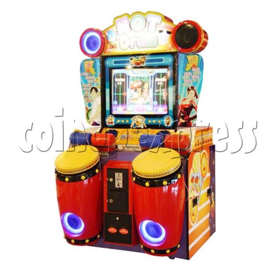 Hot Drum Ticket Redemption Game (kids version) 32362