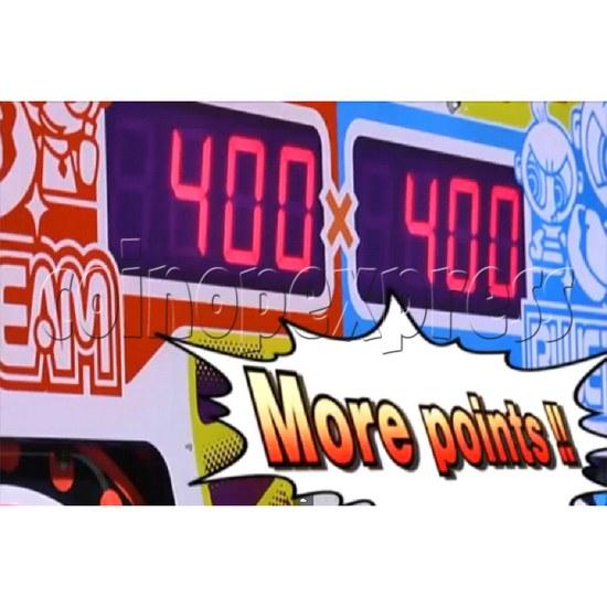 PacMan Smash Air Hockey 32446