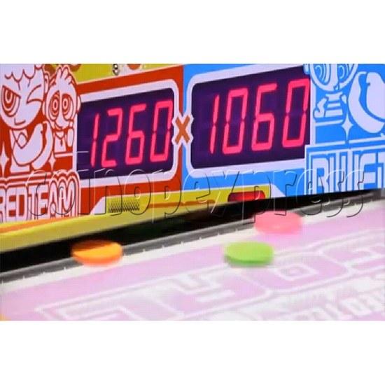 PacMan Smash Air Hockey 32447