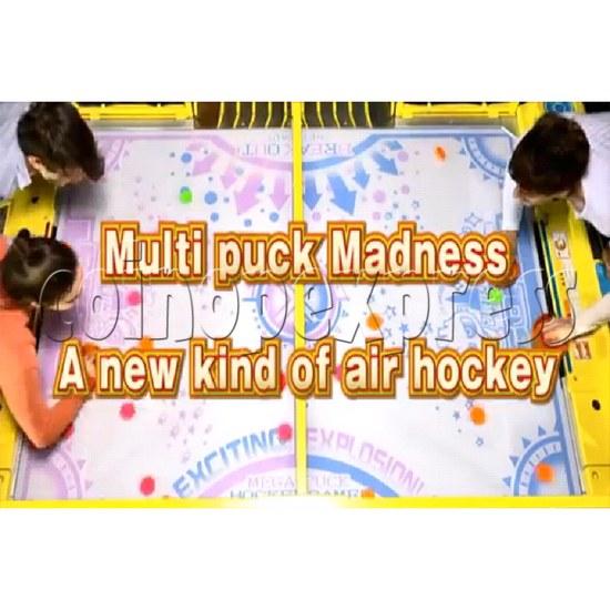 PacMan Smash Air Hockey 32448