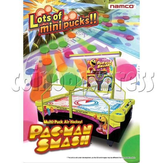 PacMan Smash Air Hockey 32450