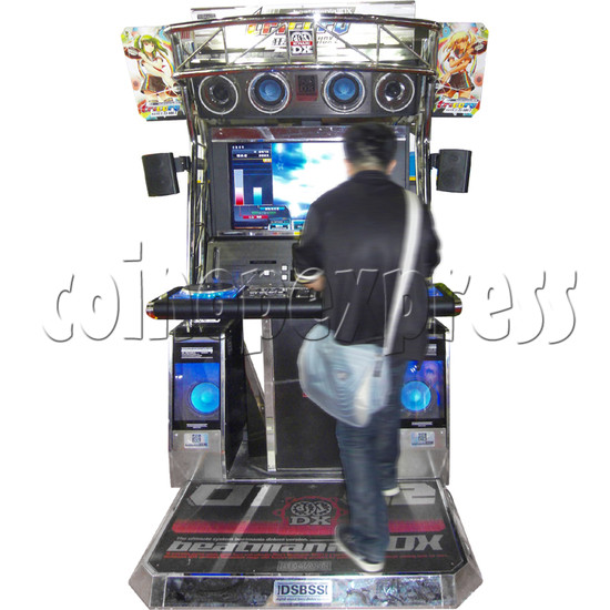 Beatmania II DX Tricoro Version 2 32482