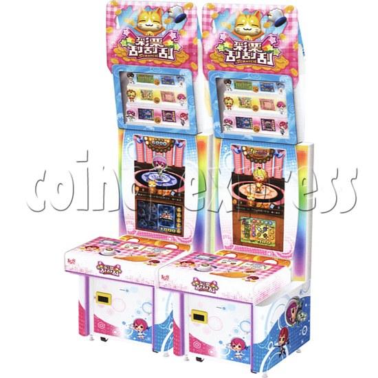 Scratch and Win Video Game machine 32522
