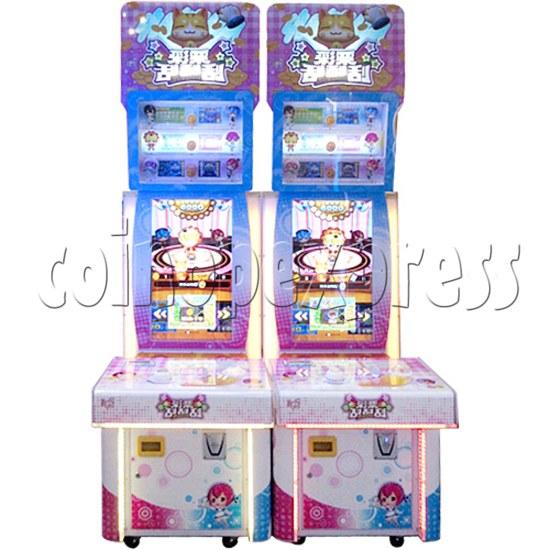 Scratch and Win Video Game machine 32523
