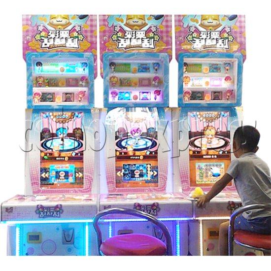 Scratch and Win Video Game machine 32524