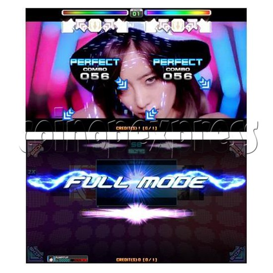 Pump It Up 2015 Edition Full Game Board Kit - artwork 32598
