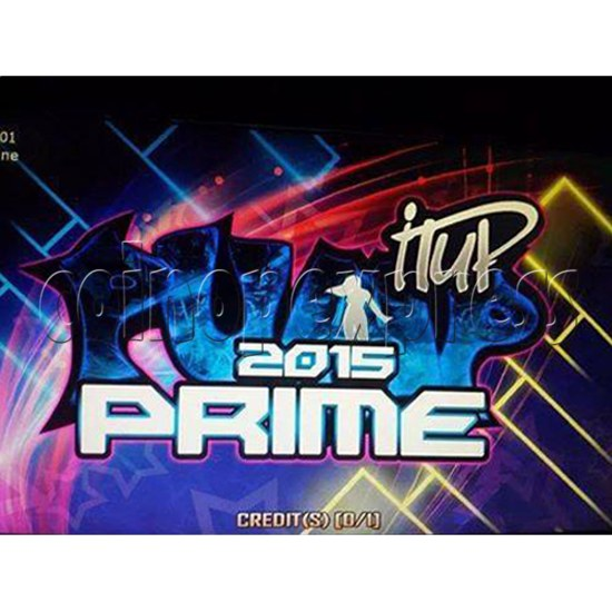 Pump It Up 2015 Edition Full Game Board Kit - artwork 32614