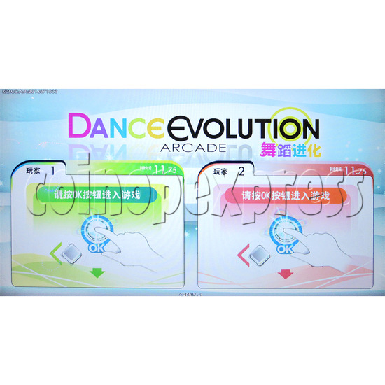 Dance Evolution Arcade 32633