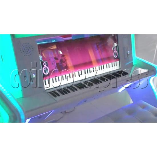 Dream of Piano Music Game Machine 32709