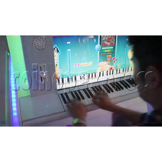 Dream of Piano Music Game Machine 32710