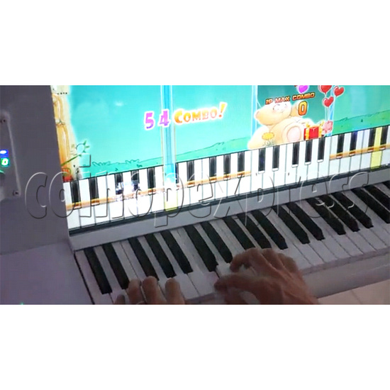 Dream of Piano Music Game Machine 32711