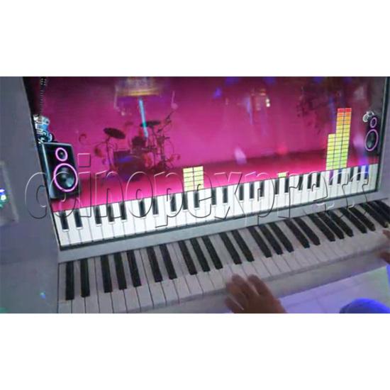 Dream of Piano Music Game Machine 32712