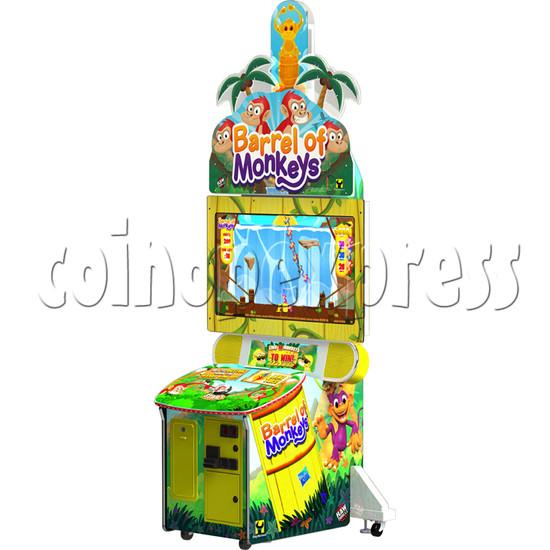 Barrel of Monkeys Video Redemption Game 32715