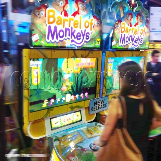 Barrel of Monkeys Video Redemption Game 32717
