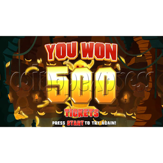 Barrel of Monkeys Video Redemption Game 32750