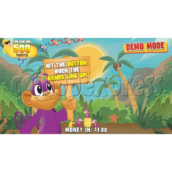 Barrel of Monkeys Video Redemption Game 32753