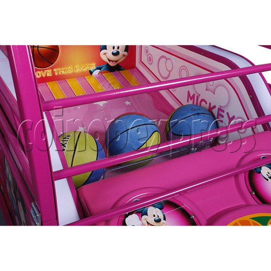 Cute Mouse Foldaway Basketball Machine for kids 32769