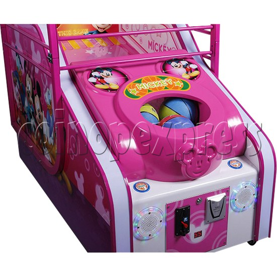 Cute Mouse Foldaway Basketball Machine for kids 32771