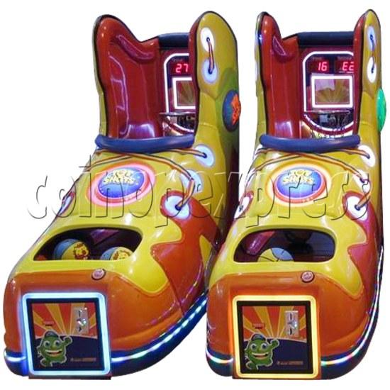 Sport Shoes II basketball machine 32773