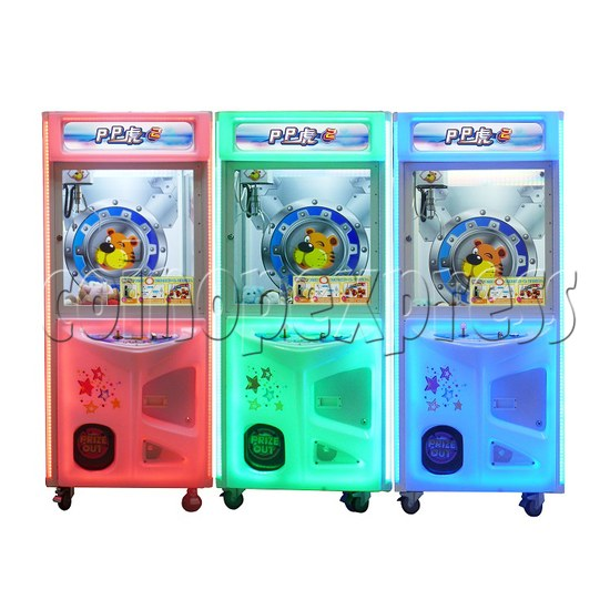 Toy Story Color Changing Crane machine 32774