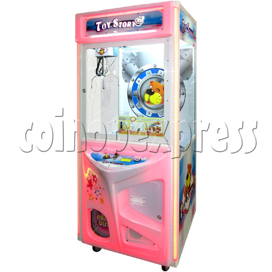 Toy Story Color Changing Crane machine 32775