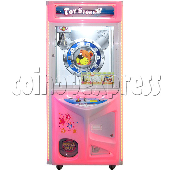 Toy Story Color Changing Crane machine 32776