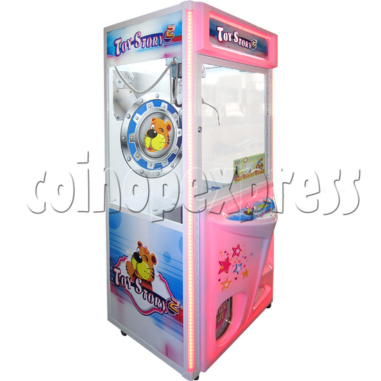 Toy Story Color Changing Crane machine 32777