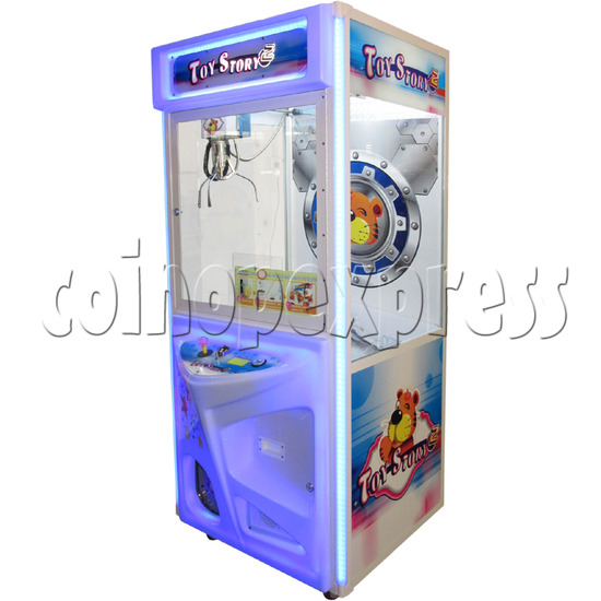 Toy Story Color Changing Crane machine 32778