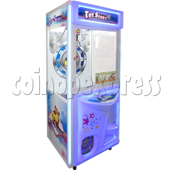 Toy Story Color Changing Crane machine 32779