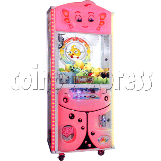 Chihuahua Color Changing Crane machine 32781